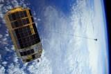 Japoński test sposobu usuwania odpadów z ziemskiej orbity zakończył się porażką