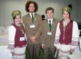 Region Kozła. Leśnicy w Moskwie. [ZDJĘCIA]