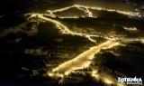 Podhale: Nocą stoki narciarskie wyglądają najpiękniej. Musisz zobaczyć te zdjęcia! [28.01.]