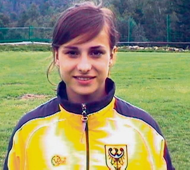 Patrycja Chochorowska. Wielki dolnośląski talent w biegach