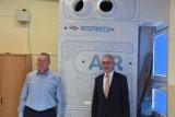 Pleszew. Respireco może pozazdrościć nam świat. Pleszewska firma prawdziwym pionierem. Stropex ze swoim pomysłem wyprzedził świat!