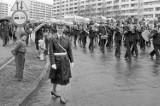 Jastrzębie-Zdrój: pochody pierwszomajowe. Kto je  jeszcze pamięta? Zobaczcie niezwykłe zdjęcia z lat 70 i 80
