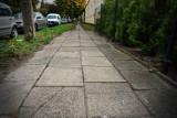 Chodnik na ulicy Kopernika w Kutnie doczeka się remontu