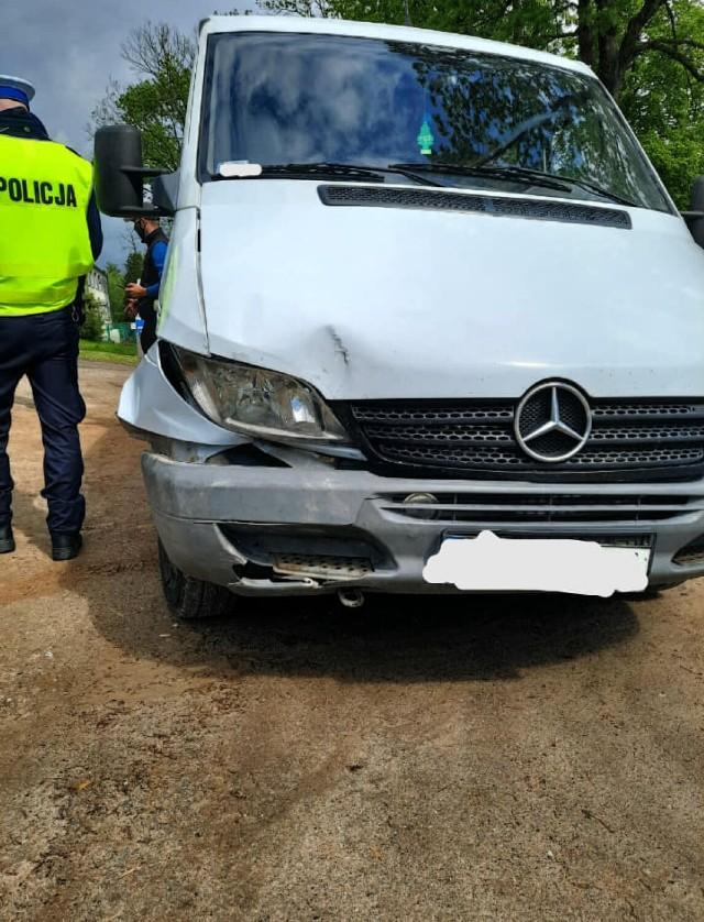 Trudne warunki na drogach - sporo stłuczek i kolizji. Policja apeluje o rozwagę i ostrożność.