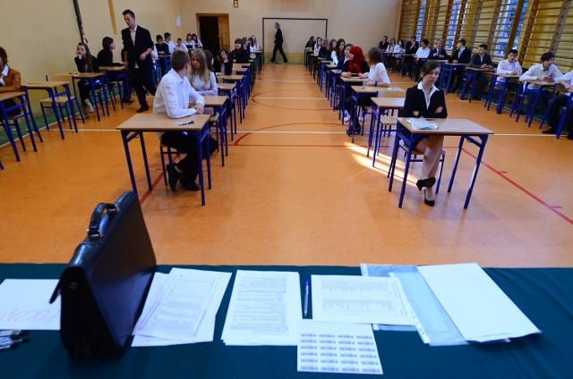 Egzamin gimnazjalny 2013: Język niemiecki