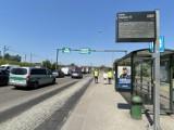 Na odcinku ul. Wiśniewskiego powstanie około 200-metrowy buspas