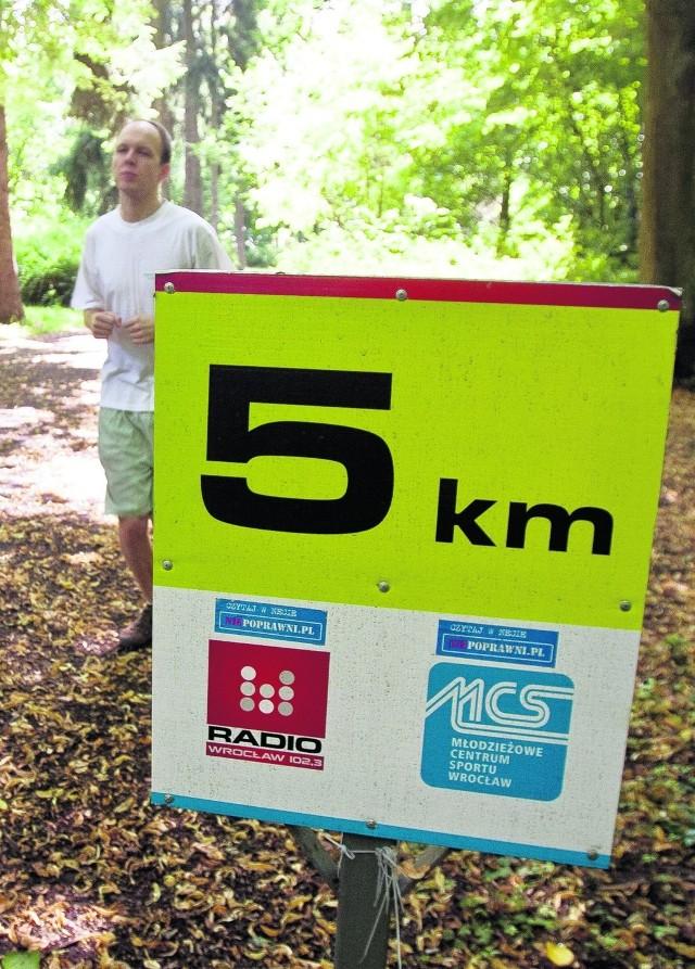 Radek Spiak szlifuje formę przed startem w  maratonie
