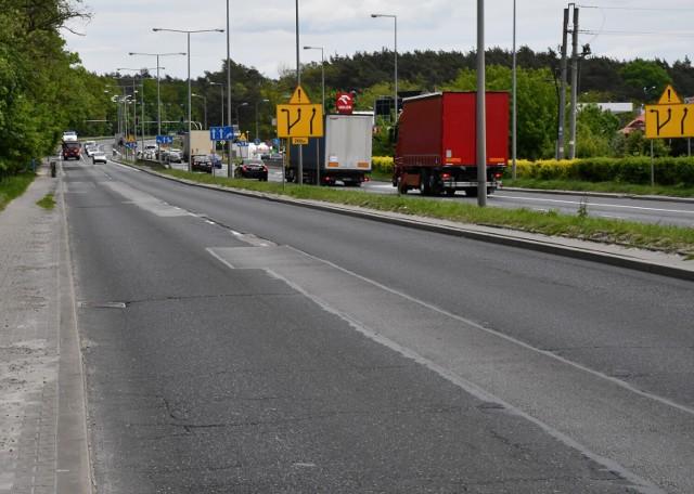 Remont ulicy Sulejowskiej w Piotrkowie. Od ronda Bugaj do granic miasta będzie nowy asfalt