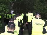Blisko 150 funkcjonariuszy szukało 13-latka z gminy Stary Zamość. Szczęśliwy finał poszukiwań