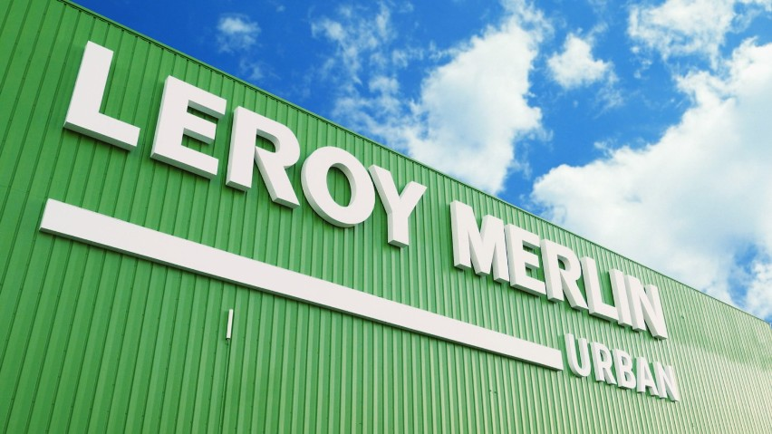 Pierwszy sklep Leroy Merlin Urban w Polsce już otwarty