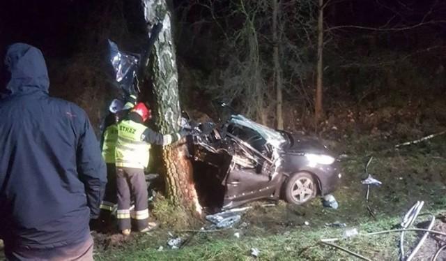 Do bardzo poważnego wypadku doszło na DK nr 10 na wysokości miejscowości Wypaleniska.