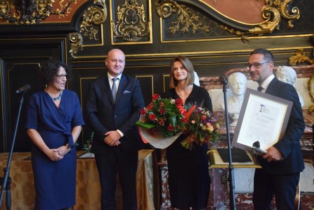 Gala wręczania Złotych Laurów dla najlepszych przedsiębiorców powiatu pszczyńskiego