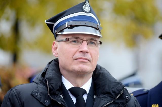 Jak Janusz Kubicki został strażakiem? Miasto nie miało ochotniczej straży pożarnej, ale dzięki połączeniu ją zyskało...