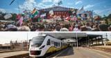 Będą dodatkowe pociągi na Pol'and'Rock. Festiwal ogłasza nowych artystów