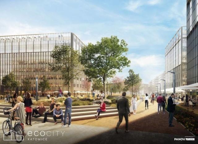 Kompleks ECO City Katowice