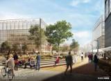 Powstaje ECO City Katowice. Cztery biurowce, zielone tarasy, strefa rekreacyjno – wypoczynkowa i  amfiteatr w plenerze