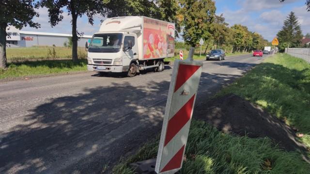 Trwa remont ulicy Krakowskie Przedmieście w Piotrkowie