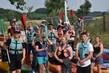 Rzeka Warta. Spływ kajakowy ze Śremskim Sportem