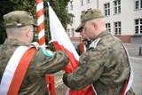 W Placówce Straży Granicznej w Kłodzku odbyła się uroczystość z okazji Dnia Flagi RP!