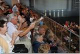 Ponad 500 osób na Rockblu w Przywidzu. Legendarne Czerwone Gitary na scenie  ZDJĘCIA
