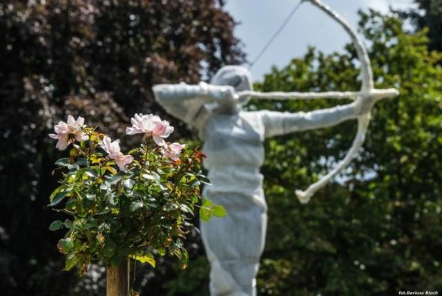 Zdjęcie ilustracyjne. Park w Bydgoszczy