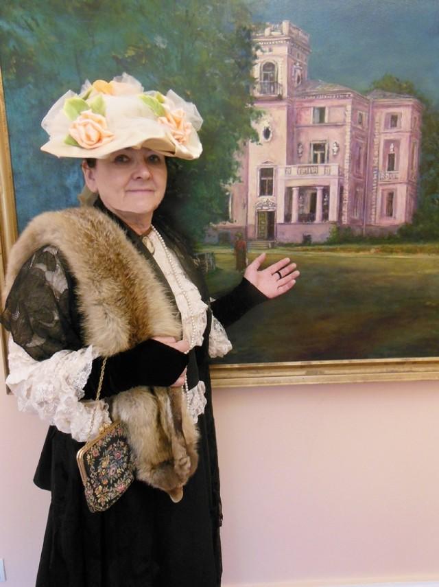 Waleria Kozłowska (Małgorzata Lipska-Szpunar)