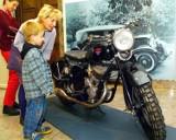 Zabytkowe motocykle: Sokół [ZDJĘCIA]