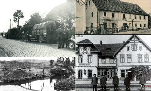 Dobrzejów, Krajów, Kościelec i inne - podlegnickie wsie na przedwojennych zdjęciach