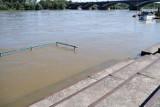 """Poziom wody w Wiśle jest coraz wyższy. """"To największe wezbranie w Warszawie w tym roku"""". Czy Wisła wyleje?"""