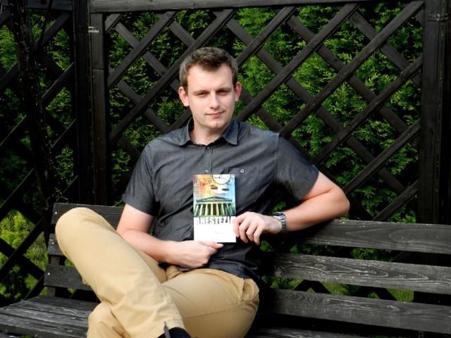 Andrzej Płaczek napisał książkę
