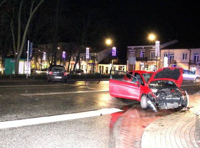 Policjanci szukają świadków tego wypadku