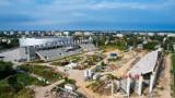 Szokujące zdjęcia! Budowa stadionu dla Radomiaka z lotu ptaka