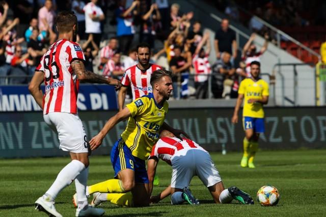 W ostatnim meczu przeciwko Cracovii w sierpniu żółto-niebiescy przegrali pod Wawelem 1:3. Czy w starciu u siebie wezmą rewanż?