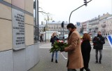 Upamiętnili 81. rocznicę pierwszych deportacji kaliskich Żydów ZDJĘCIA