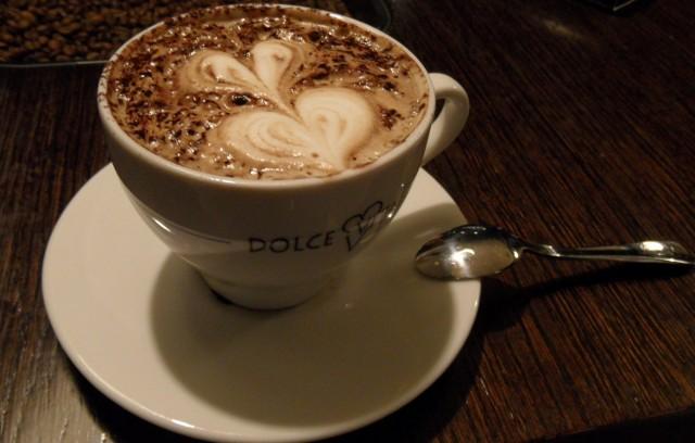 Filiżanka kawy na dobry początek dnia