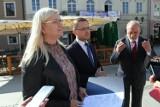 Konferencja PiS w Piotrkowie: uchwała dotycząca zasad zarządzania szpitalem niezgodna z prawem?