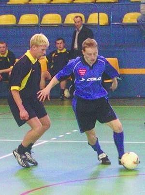 Główną atrakcją niedzielnego finału był turniej piłkarski. MAGDALENA CHAŁUPKA