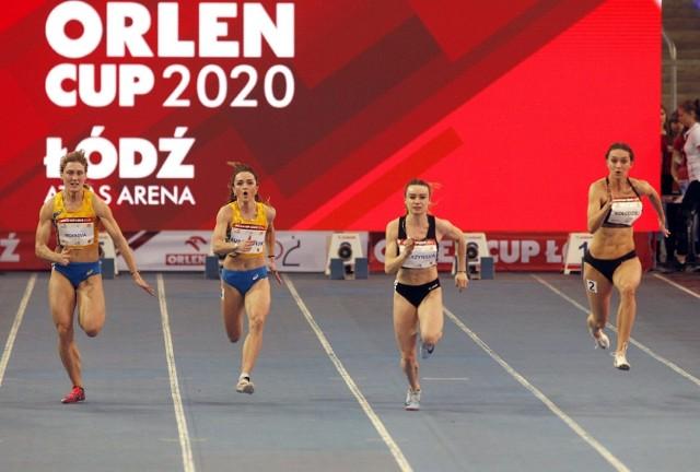 Orlen Cup 2020. Mityng lekkoatletyczny w Atlas Arenie