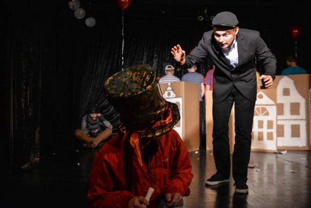 """IV Wojewódzki Konkurs Teatralny w Językach Obcych """"ACT"""""""