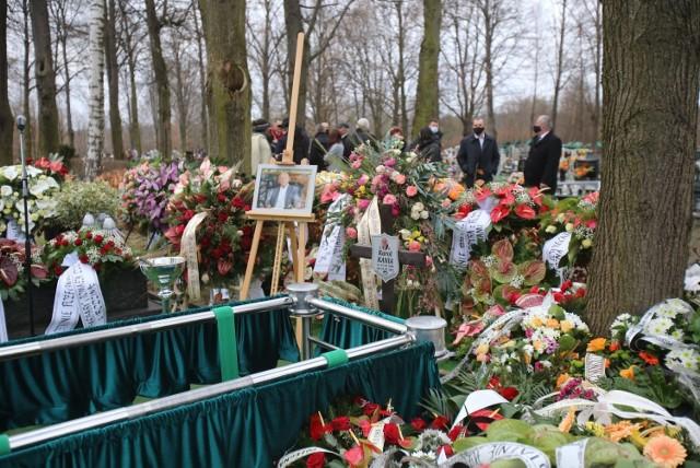 Pogrzeb Karola Kani,milionera z Pszczyny