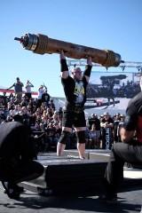 Maszewo: Pół punktu zabrakło do złotego medalu. Strongman Mateusz Kieliszkowski znów walczy o najwyższe cele (ZDJĘCIA