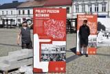 Na skierniewickim Rynku powstaje wystawa o walce Polaków z reżimem ZDJĘCIA