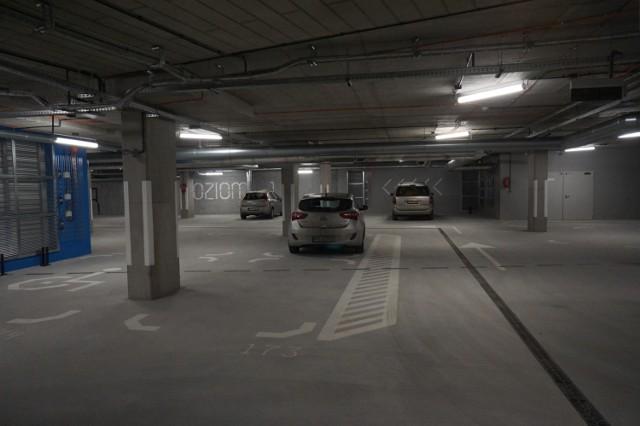 Nowe parkingi podziemne