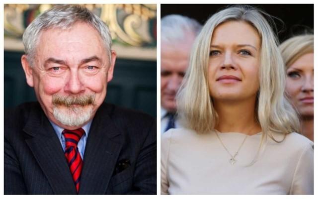 Kraków - Jacek Majchrowski i Małgorzata Wassermann