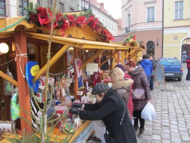 Jarmark na Starym Rynku w Poznaniu