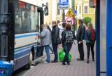 Krotoszyn - Pasażerowie protestują przeciw obyczajom w MZK