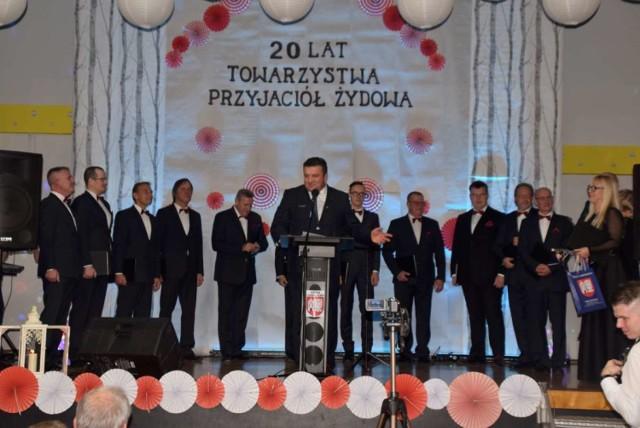 Towarzystwo Przyjaciół Żydowa świętowało swoje 20-lecie
