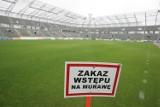 Zabrze: Tak budowali stadion Górnika. ZDJĘCIA