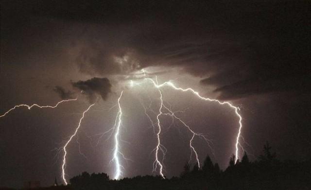 Ostrzeżenie meteorologiczne: Możliwe burze z gradem!