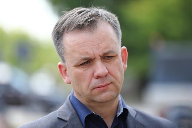 Krzysztof Chojniak nadzoruje budownictwo społeczne w... Chełmie. Został szefem Rady Nadzorczej Chełmskiego TBS